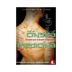ČÍNSKA MEDICÍNA 4. - Terapia pre 5 druhov nespavosti DVD
