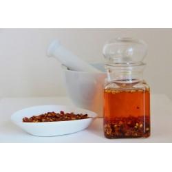 Paprikový olej výborný na celulitídu