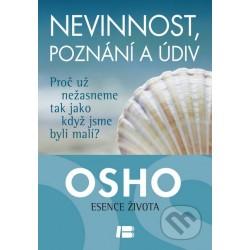 OSHO - Nevinnosť, poznanie a údiv - kniha v českom jazyku