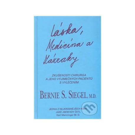 Láska, medicína a zázraky  - kniha v českom jazyku