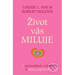 Život vás miluje  - kniha v českom jazyku